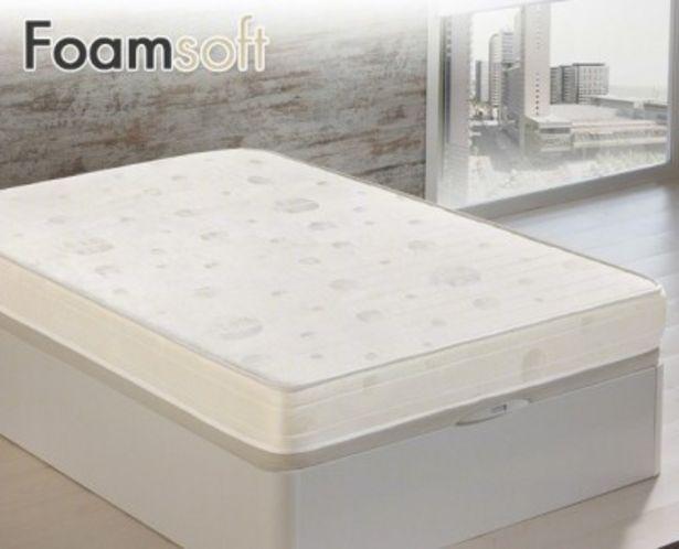 Oferta de Colchón de espumación Foam Soft por 169,99€