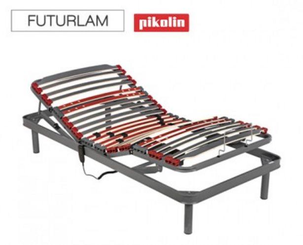 Oferta de Somier metálico Futurlam eléctrico de Pikolin por 742,99€