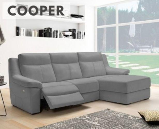 Oferta de Sofá relax Cooper de Losbu por 2599,99€