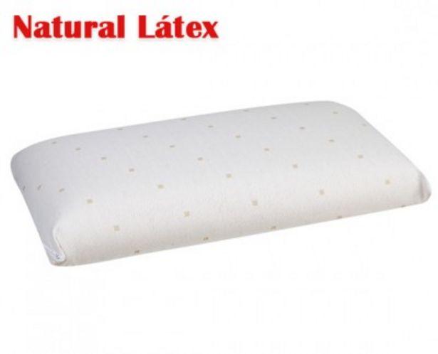 Oferta de Almohada Natural Látex de HOME por 54,99€