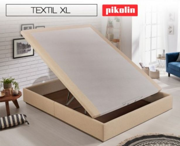 Oferta de Canapé abatible Textil XL de Pikolin por 1010,99€