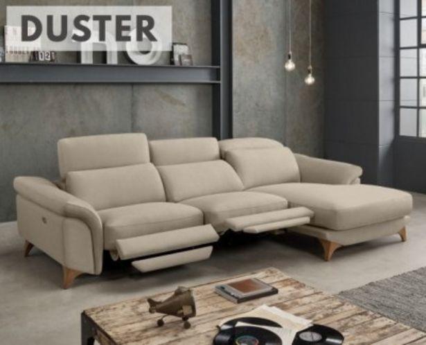 Oferta de Sofá relax Duster de Losbu por 1899,99€