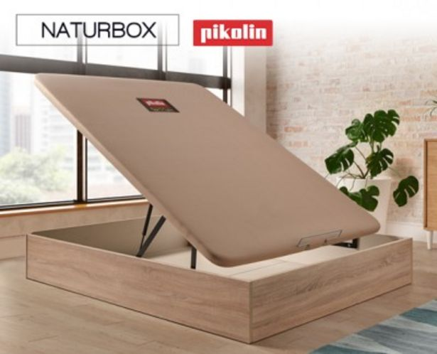 Oferta de Canapé abatible Naturbox de Pikolin por 378,99€