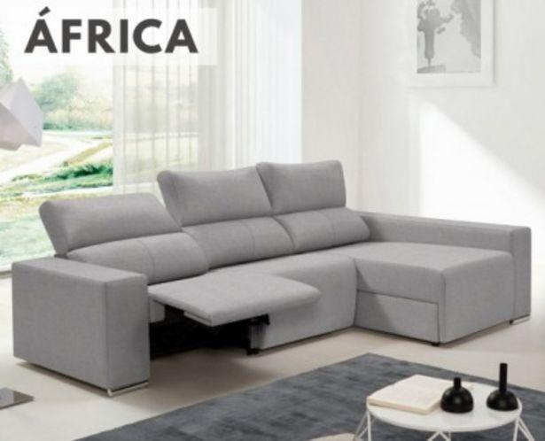 Oferta de Sofá relax África de HOME por 1149,99€