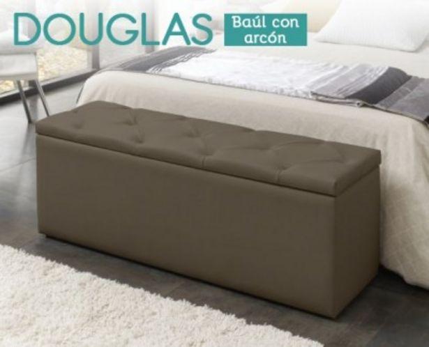 Oferta de Baúl abatible Douglas de HOME por 129,99€