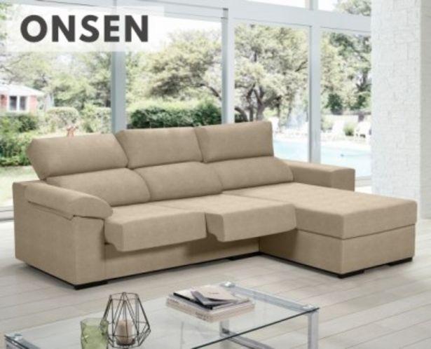 Oferta de Sofá Onsen de HOME por 699,99€