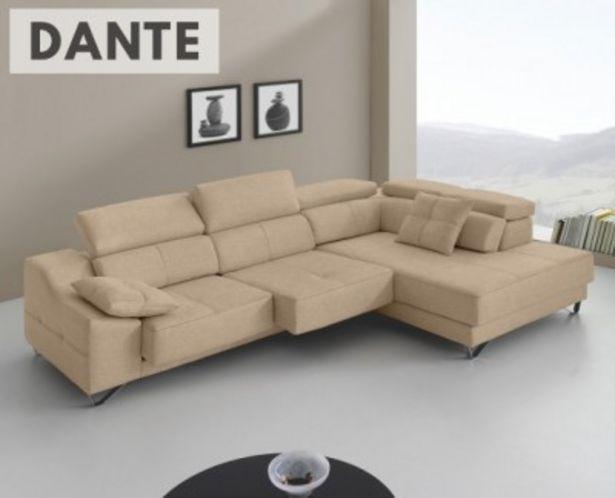 Oferta de Sofá Dante de HOME por 1329,99€