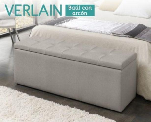 Oferta de Baúl abatible Verlain de HOME por 129,99€