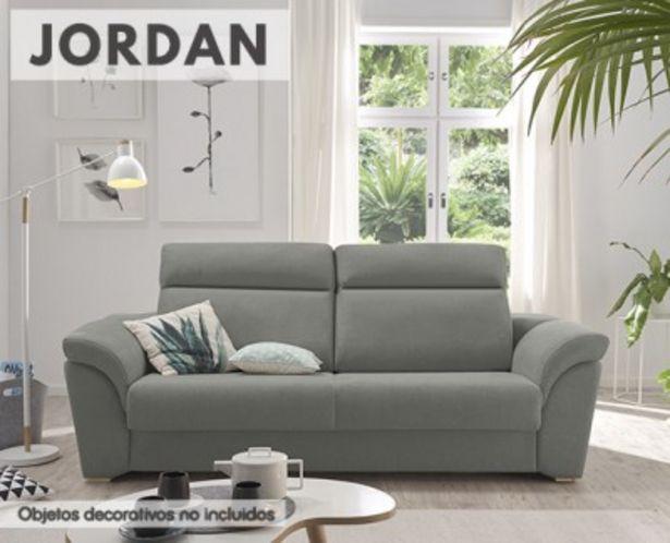 Oferta de Sofá cama de tela Jordan de Suinta por 899,99€