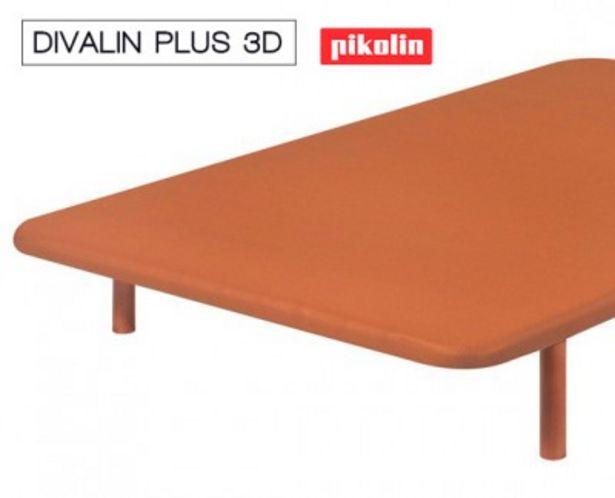 Oferta de Base tapizada Divanlin 3D Transpirable de Pikolin por 182,99€