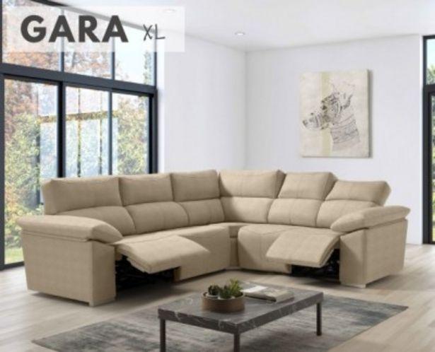 Oferta de Sofá Gara XL de HOME por 2099,99€