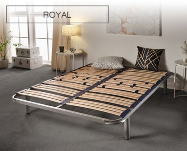 Oferta de Somier de láminas Royal de HOME por 159,99€