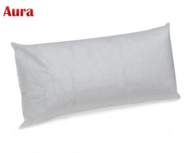 Oferta de Almohada de fibra Aura de Home por 9,99€