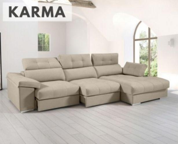 Oferta de Sofá Karma de HOME por 1399,99€