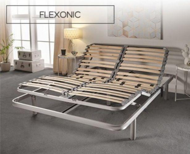 Oferta de Somier articulado Flexonic de HOME por 479,99€