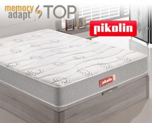 Oferta de Colchón viscoelástico Memory Adapt Top de Pikolin por 449,99€