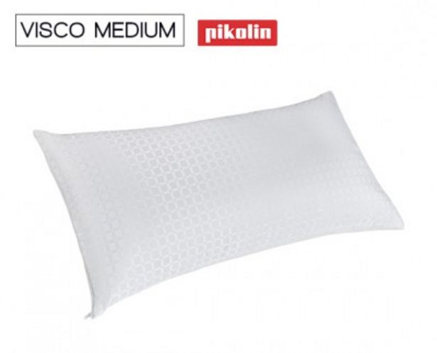 Oferta de Almohada viscoelástica Visco Medium de Pikolin por 31,99€