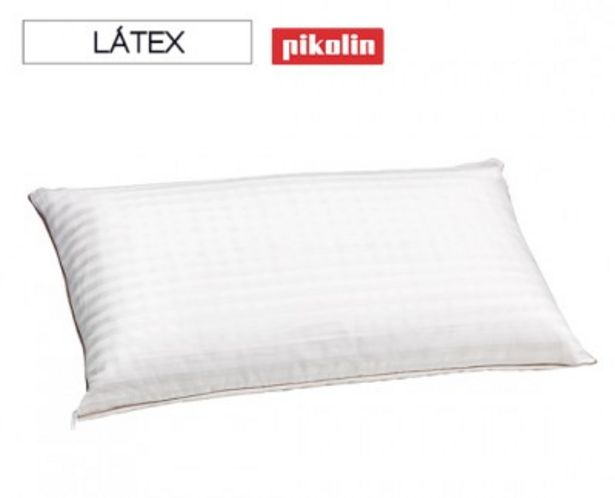 Oferta de Almohada de látex de Pikolin por 47,99€