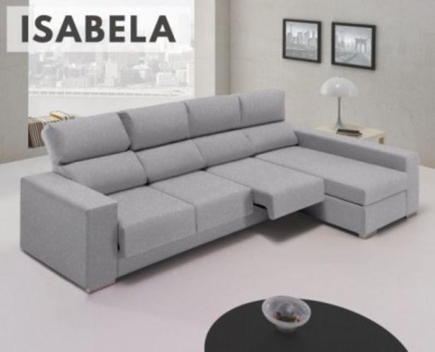 Oferta de Sofá Isabela de HOME por 779,99€
