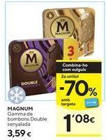 Oferta de Bombón helado Magnum por 3,59€