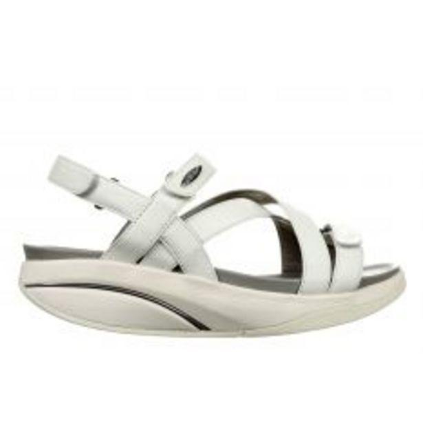 Oferta de Kiburi W Sandal White por 118,3€