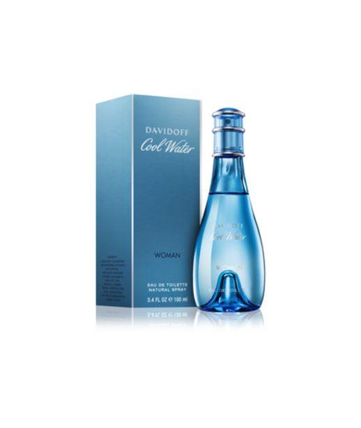 Oferta de Cool Water Woman - Eau de Toillete 100ML por 18,95€