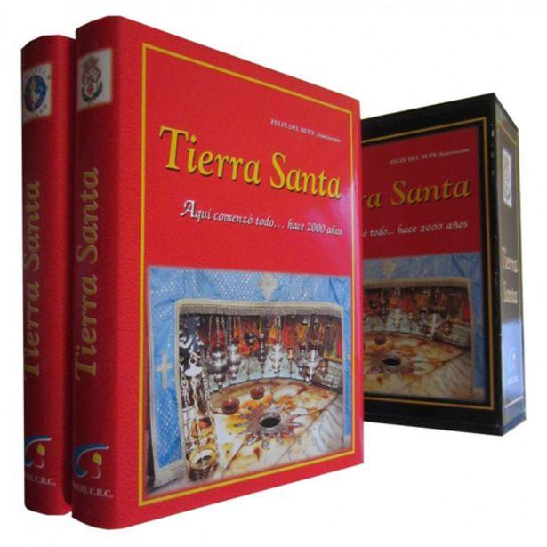 Oferta de TIERRA SANTA Edición de 2 Tomos OBRA COMPLETA por 225,06€