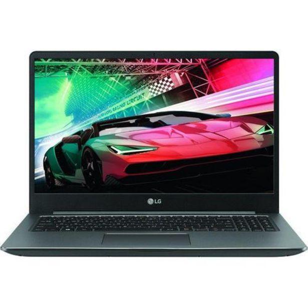 "Oferta de LG 15U70N Intel Core I7 10510U 16GB 512GB SSD GTX1050 15,6""FHD WIN10 por 849€"