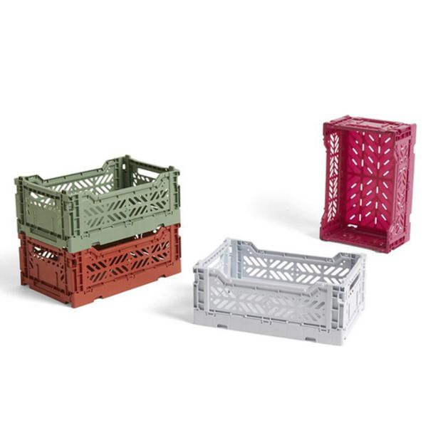 Oferta de Cajas Colour Crate HAY por 8€