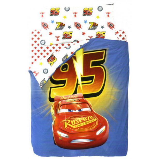 Oferta de FUNDA NORDICA CARS por 33,95€