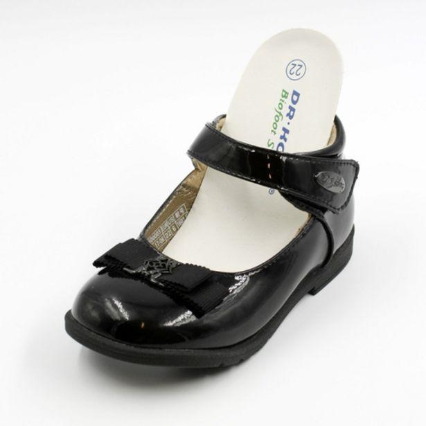 Oferta de Dr Kong Zapato Niña de Charol con lazo London por 39,96€