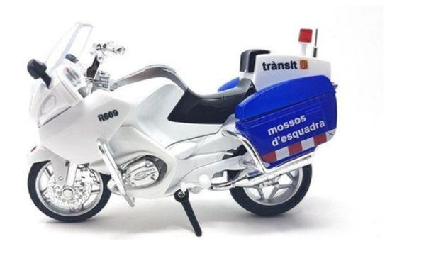 Oferta de Moto Mossos de Esquadra por 7,2€