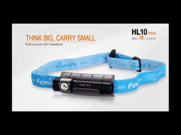 Oferta de Frontal FENIX modelo HL10 70 lúmenes 3 modos por 26,95€