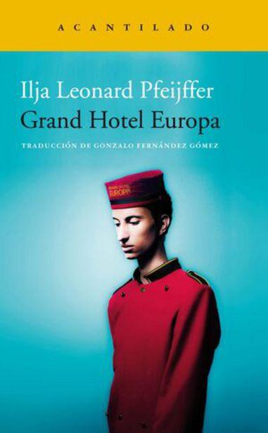 Oferta de GRAND HOTEL EUROPA por 32€