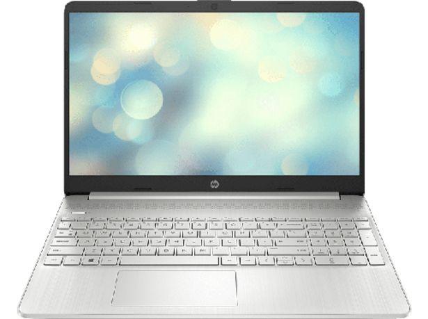 """Oferta de HP Laptop 15s-eq1117ns, 15.6"""" HD, AMD Athlon Silver 3050U , 8 GB, 256 GB SSD, WIN 10, Plata por 349€"""