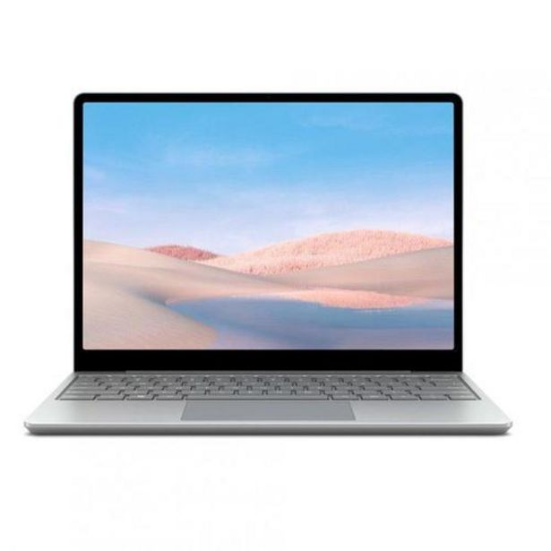 "Oferta de Microsoft Surface Laptop Go Intel Core i5-1035G1/4GB/64GB eMMC/12.4"" Táctil por 579€"