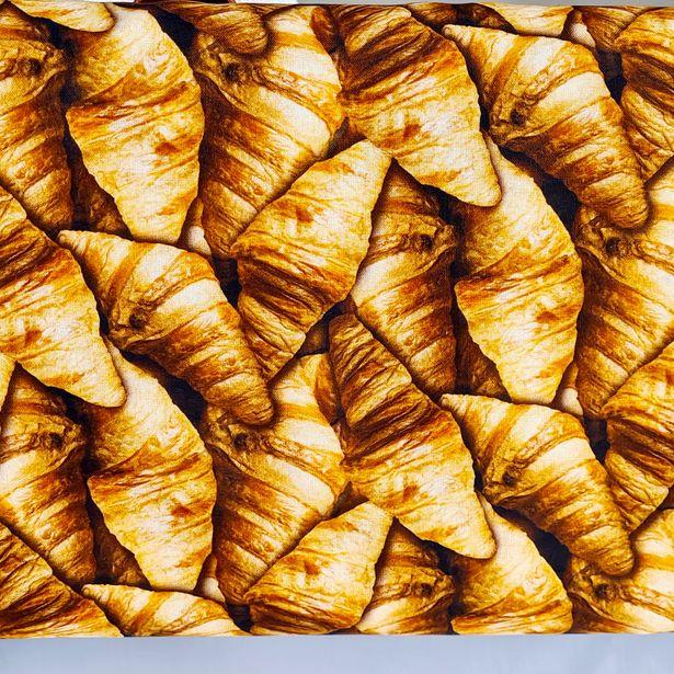 Oferta de Tela cotò croissant por 2,4€