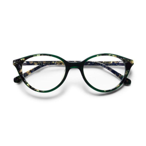 Oferta de Gafas Graduadas Mujer Cottet Barcelona CLARA C.90 por 119€