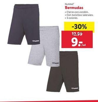 Oferta de Bermudas Hummel por 9€