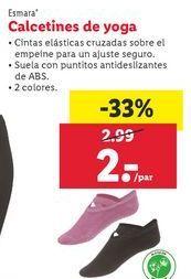 Oferta de Calcetines esmara por 2€