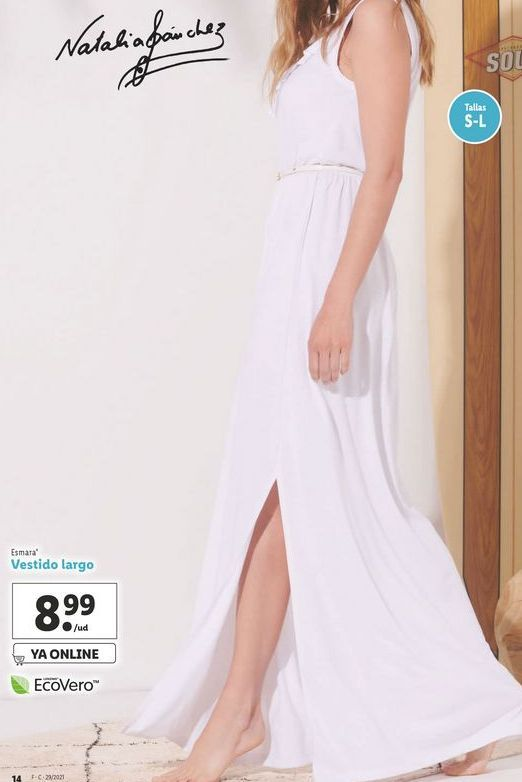 Oferta de Vestidos esmara por 8,99€