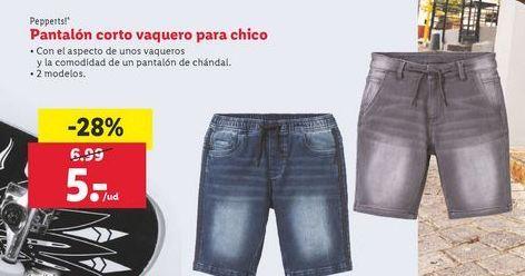 Oferta de Pantalones cortos Pepperts por 5€