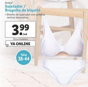 Oferta de Sujetador esmara por 3,99€