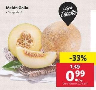 Oferta de Melón Galia por 0,99€