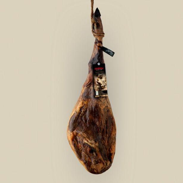 Oferta de Jamón de Bellota 100% Ibérico alimentado en montanera (7 kg) por 409,5€