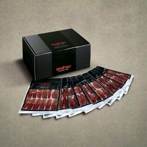 Oferta de Regala Pack 1,5 kg de centro de paleta Andreu. Una exclusiva caja con lo mejor de la paletilla por 166,95€