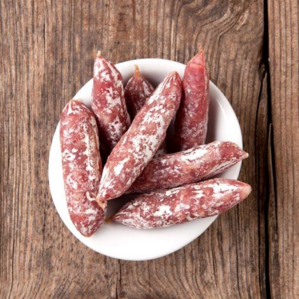 """Oferta de """"Didalets de secallona"""", 200 g de sabor suave y formato innovador por 9,37€"""