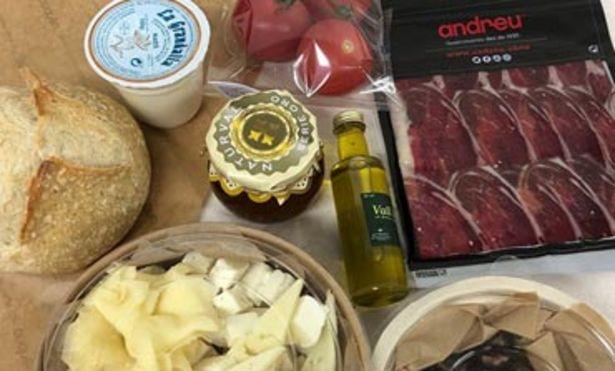 Oferta de Receta Andreu: Un bocado Gourmet por 45€