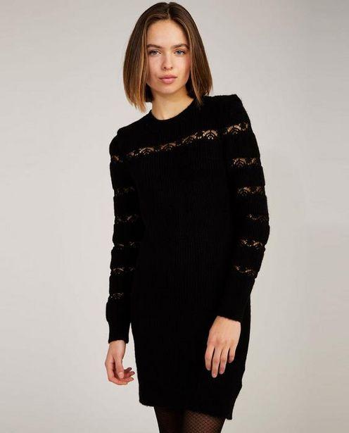 Oferta de Vestido con crochet por 31,15€
