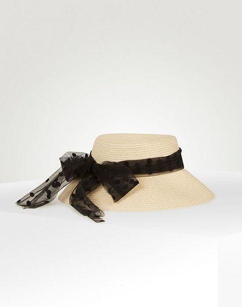 Oferta de Sombrero con lazo por 16,45€